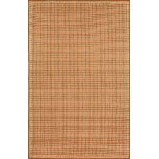 """Liora Manne Terrace Texture Indoor/Outdoor Rug - Rust, 4'10"""" by 7'6"""""""