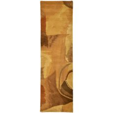 """Liora Manne Tivoli Sonia Indoor Rug - Natural, 27"""" By 8'"""