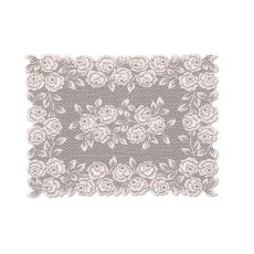 Tea Rose 14X20 Placemat