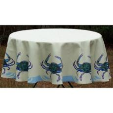 Blue Crab Table Cloth