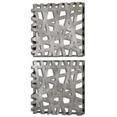 Uttermost Alita Squares Wall Art S/2