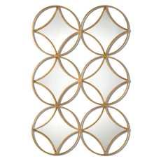 Uttermost Zamora Geometric Mirror