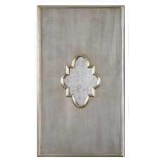 Uttermost Gardanne Silver Leaf Antique Mirror