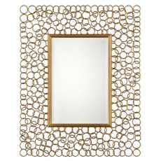 Uttermost Amyus Gold Mirror