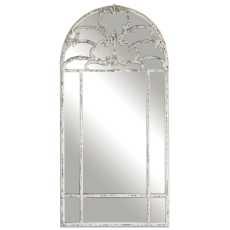 Uttermost Gavarresa Arched Metal Mirror