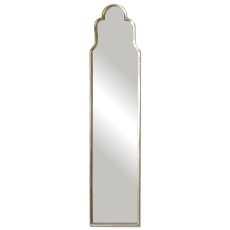 Uttermost Cerano Arched Silver Mirror