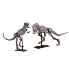 Uttermost T-Rex Sculptures S/2
