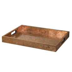 Uttermost Ambrosia Copper Tray
