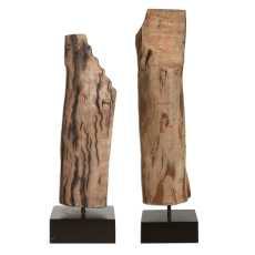 Uttermost Balsam Mango Wood, S/2