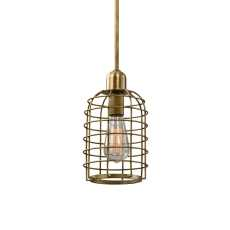 Uttermost Septa 1 Light Cage Mini Pendant