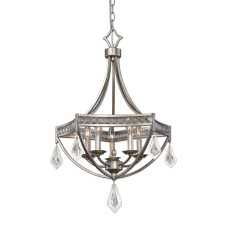 Uttermost Tamworth Modern 5 Light Pendant