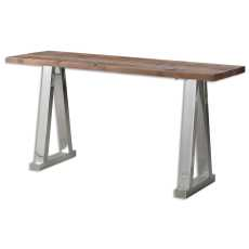 Uttermost Hesperos Wooden Console Table