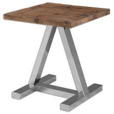 Uttermost Hesperos Wooden Side Table