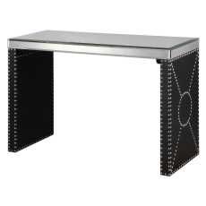 Uttermost Lucero Mirrored Sofa Table