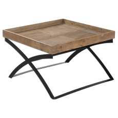 Uttermost Ferox Elm Tray Coffee Table
