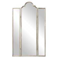 Uttermost Neema Three Paneled Mirror Screen