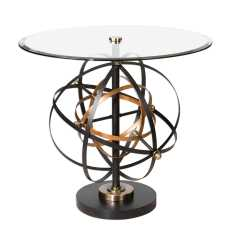 Uttermost Colman Sphere Accent Table