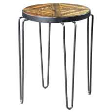 Uttermost Stelios Round Accent Table
