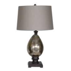 Uttermost Boulangerie Mercury Glass Lamp