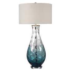 Uttermost Vescovato Water Glass Lamp