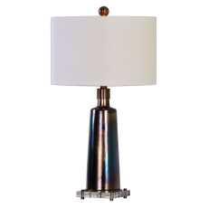 Uttermost Raciti Dark Bronze Table Lamp
