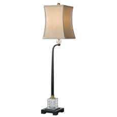Uttermost Rondure Bronze Buffet Lamp