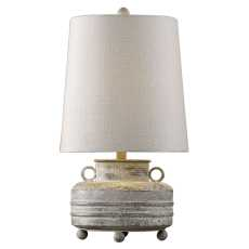 Uttermost Magothy Textured Metal Lamp