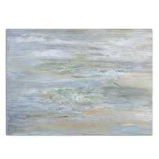 Uttermost Misty Morning Hand Painted Art