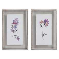 Uttermost Floral Watercolors Art, S/2