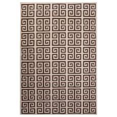 Geometric Pattern Wool Urban Bungalow Area Rug