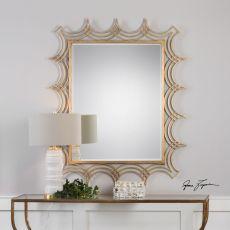 Uttermost Kiowa Gold Mirror