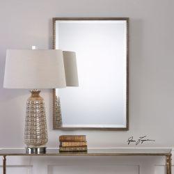 Valero Antique Gold Mirror