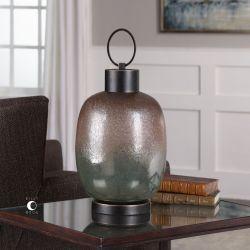Kalamaria Rustic Bronze Urn