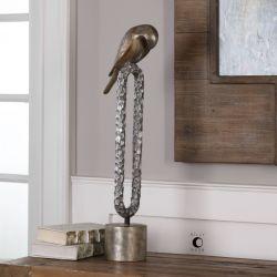 Velemir Bird Sculpture
