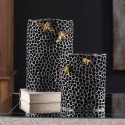 Hive Vases S/2