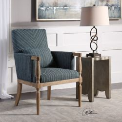 Seamore Pattern Armchair