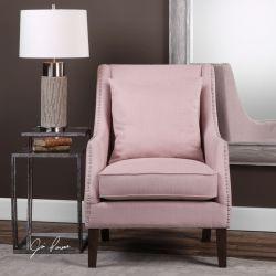 Arieat Pink Armchair