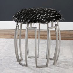 Zeal Silver Small Bench