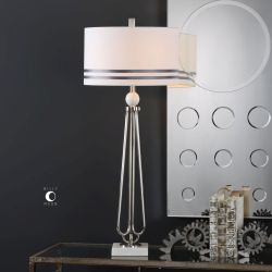 Jamanda Steel Rod Table Lamp