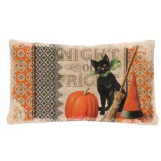 Victorian Halloween 12X20 Pillow