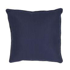 "Tribal Pattern Blue Polyester Pillow (20""X20"")"