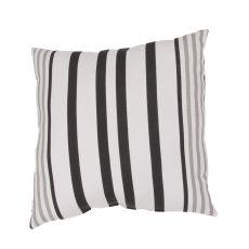 """Tribal Pattern Black/White Polyester Pillow (20""""X20"""")"""