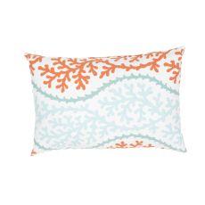Tribal Pattern Polyester Veranda Poly Pillow