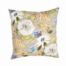 "Tribal Pattern Multi Polyester Pillow (20""X20"")"