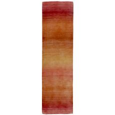 """Liora Manne Vienna Ombre Indoor Rug - Orange, 27"""" By 8'"""