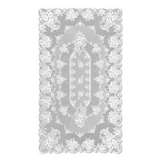 Victorian Rose 60X108 Tblcl, White