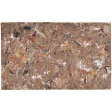 """Liora Manne Visions I Quarry Indoor/Outdoor Mat - Brown, 18"""" By 29.5"""""""