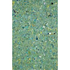 "Liora Manne Visions I Quarry Indoor/Outdoor Mat - Green, 4'10"" By 7'6"""
