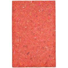 "Liora Manne Visions I Quarry Indoor/Outdoor Mat - Orange, 4'10"" By 7'6"""