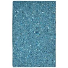 """Liora Manne Visions I Quarry Indoor/Outdoor Mat - Blue, 4'10"""" By 7'6"""""""